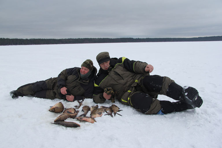 Рыбалка в Тверском крае